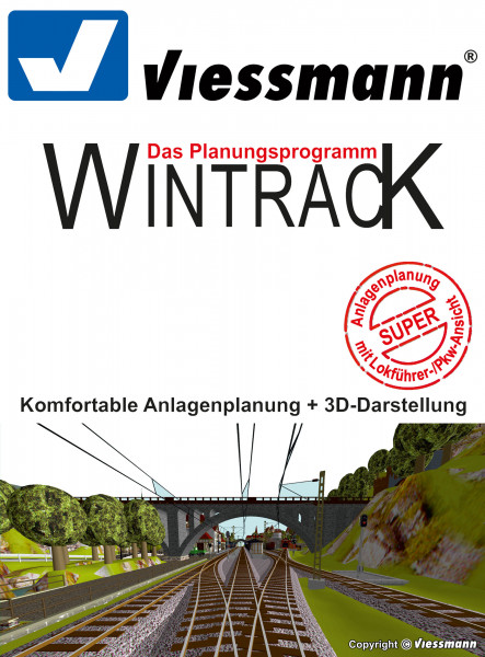 WINTRACK 14.0 Vollversion mit 3D