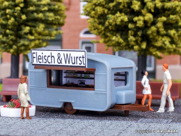 N Verkaufswagen Fleisch & Wurst
