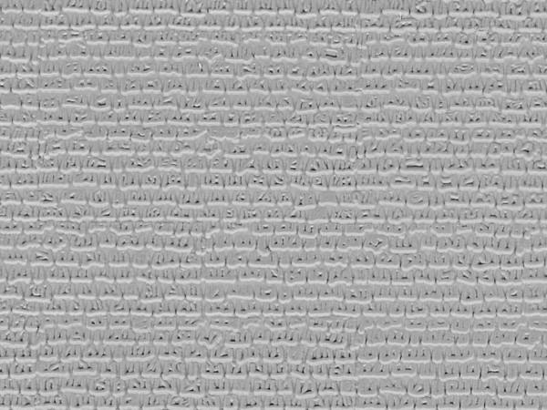 H0 Dachplatte Schiefer aus Kunststoff, 21,8 x 11,9