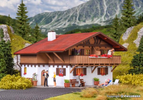 H0 Haus Alpenrose