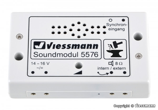 Soundmodul Schmied