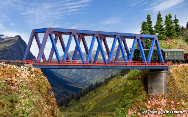N/Z Murgtal-Brücke, eingleisig