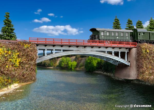 N/Z Werra-Brücke, ein-/zweigleisig
