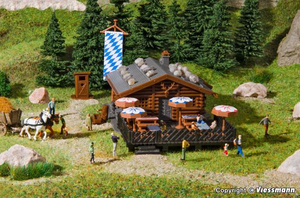 N Kaiser-Franz-Josefs-Hütte