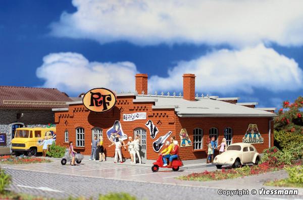 H0 Tanzlokal Rockfabrik