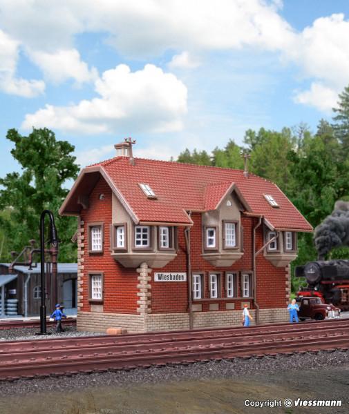N Stellwerk Wiesbaden