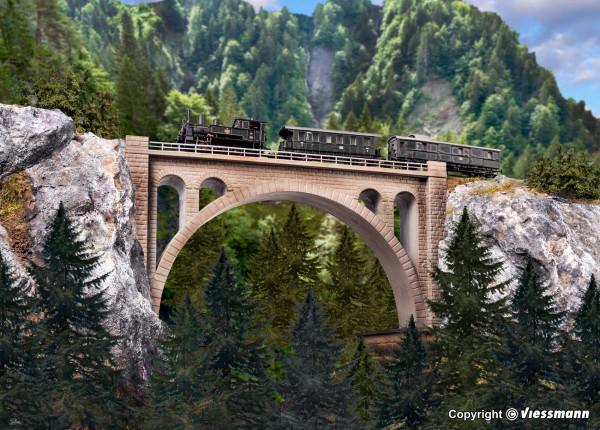 N/Z Maggiatal-Brücke, eingleisig