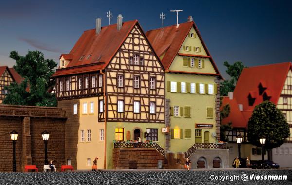 N Haus auf der Mauer Schwäbisch Hall, 2 Stück