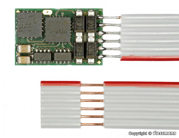 Lokdecoder DH10A für DCC und SELECTRIX