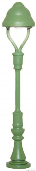 N Einheits-Gaslaterne, grün