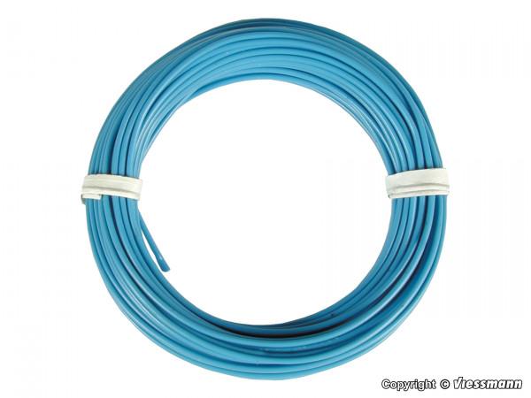 Kabelring 0,14 mm², blau, 10 m
