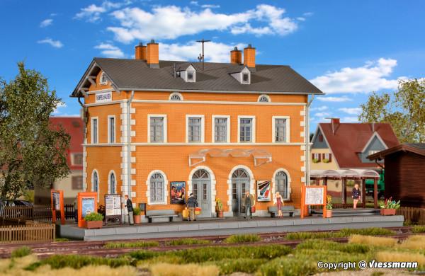 H0 Bahnhof Rumpelhausen
