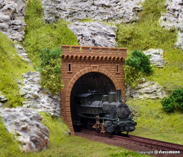 N Tunnelportal, eingleisig, 2 Stück