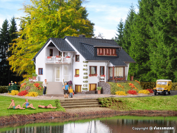 H0 Haus am See