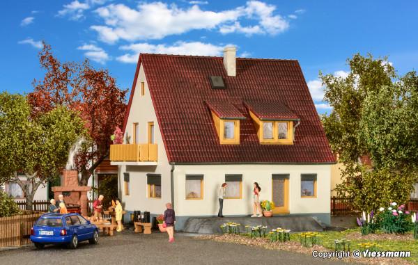 H0 Einfamilienhaus Lindenstraße