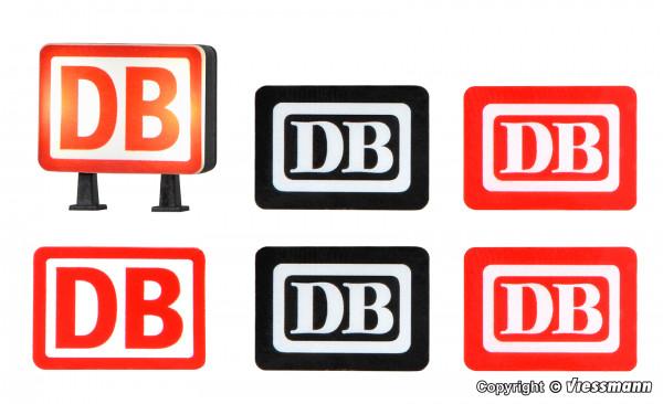 H0 DB Keks mit LED-Beleuchtung, weiß