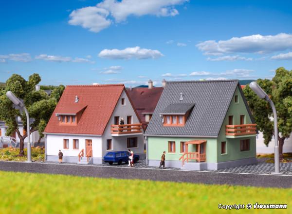 Z Siedlungshaus am Steinweg, 2 Stück