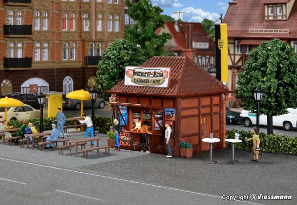 H0 Kiosk Bratwurst-Maxe