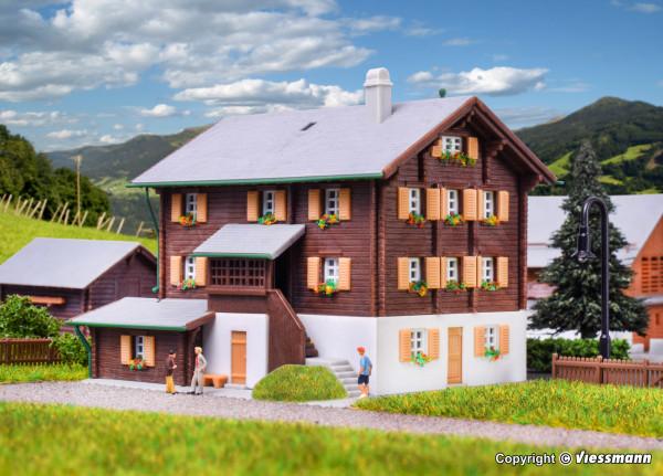 Z Bauernhaus in Elm