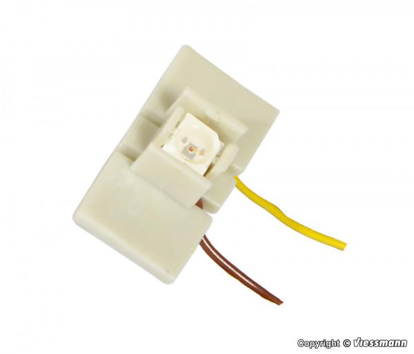 LED für Etageninnenbeleuchtung weiß, 10 Stück