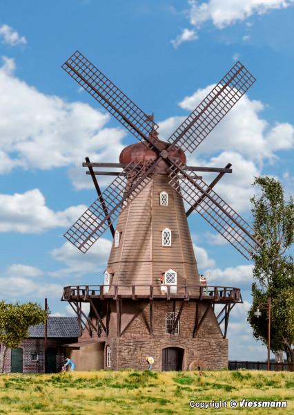 H0 Windmühle in Hammarlunda