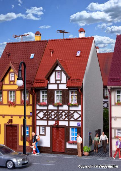 H0 Fachwerkhaus Bahnhofstraße 15