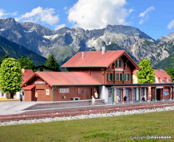 Z Bahnhof Château d´Oex