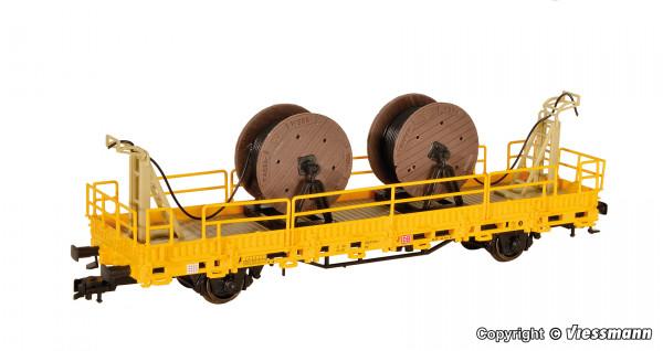 H0 Fahrleitungsbauwagen, Fertigmodell