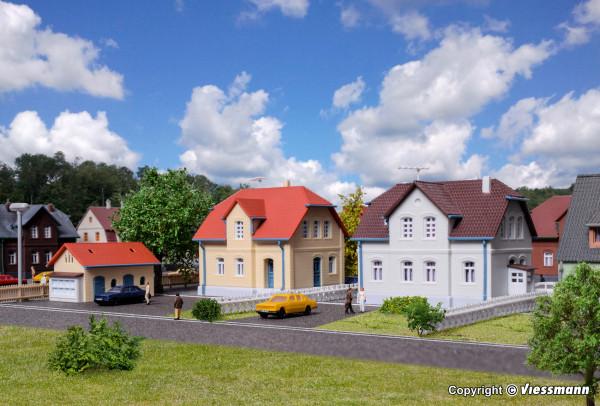 Z Siedlungshaus Ruhrstraße, 2 Stück und