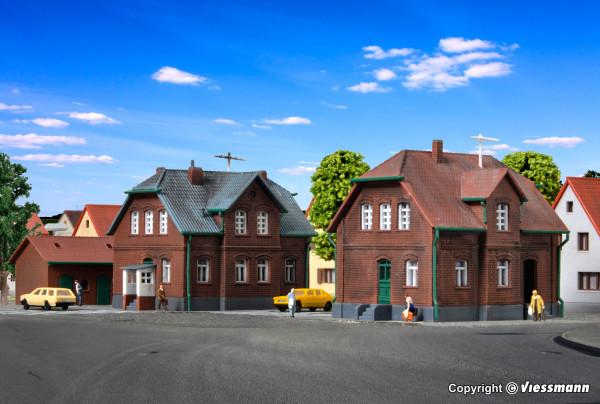 Z Werkswohnhaus, 2 Stück und ein Nebengebäude