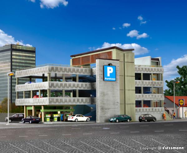 H0 Parkhaus
