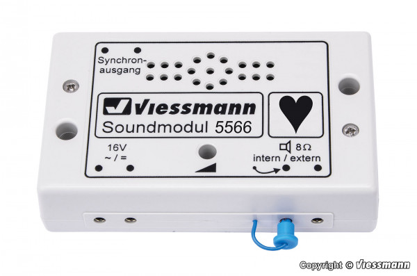 Soundmodul Liebespaar