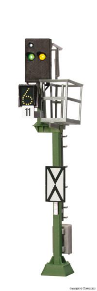 H0 Ks-Vorsignal mit Multiplex-Technologie