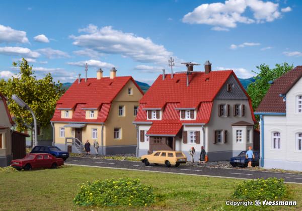 Z Siedlungshaus aus den 20er Jahren, 2 Stück