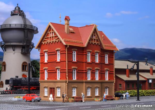 N Eisenbahner-Wohnhaus