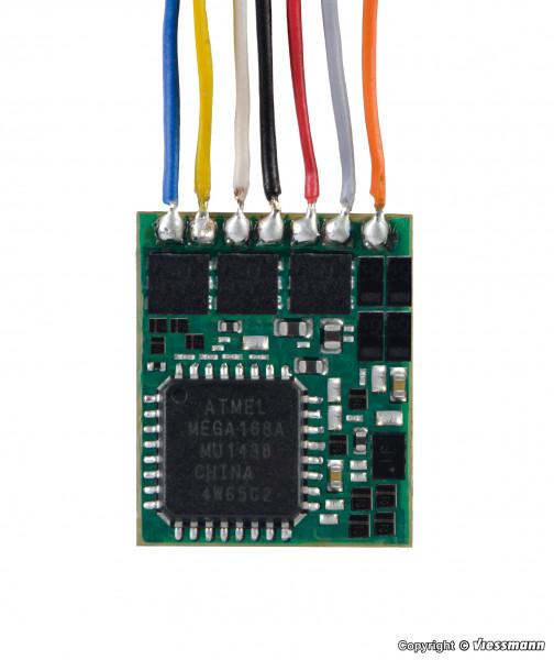 N Lokdecoder mit Kabel