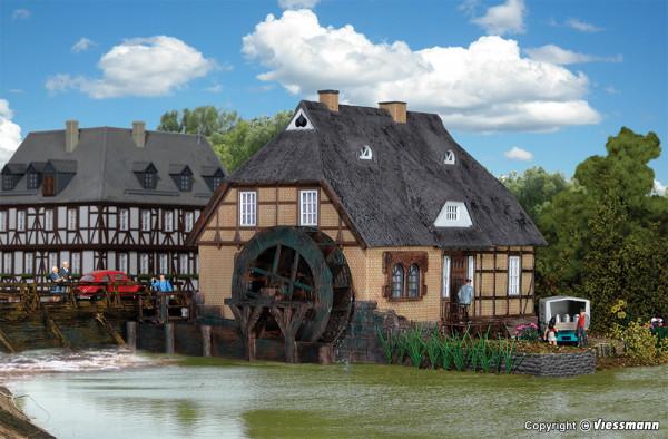 H0 Moisburger Wassermühle