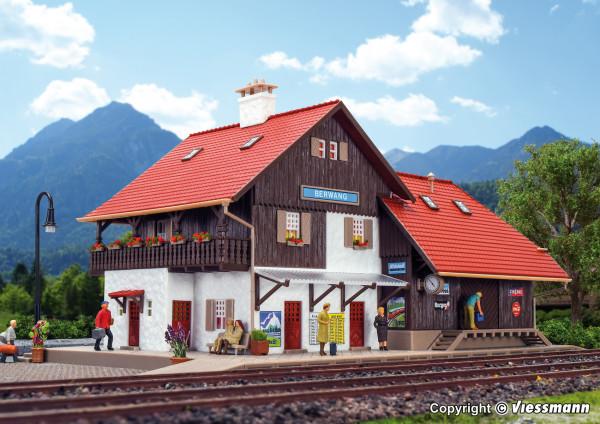 H0 Bahnhof Berwang