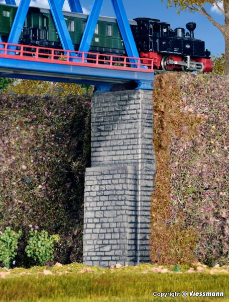 N/Z Viadukt-Brückenköpfe, 2 Stück