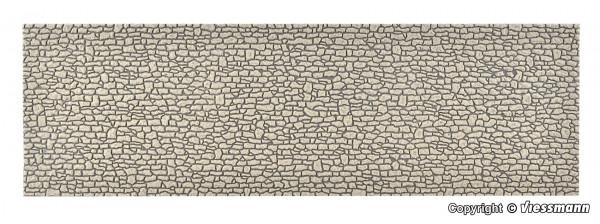 0 Mauerplatte Bruchstein aus Steinkunst,