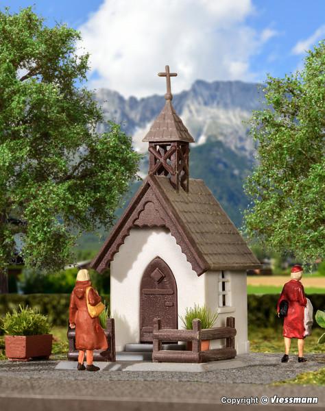 H0 Kapelle Kühzagl