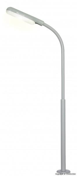 0 Peitschenleuchte, LED weiß