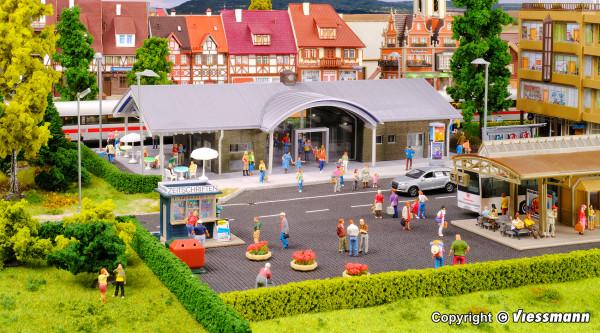 H0 Bahnhof Willingen