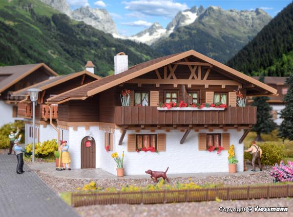 H0 Haus Waldesruh