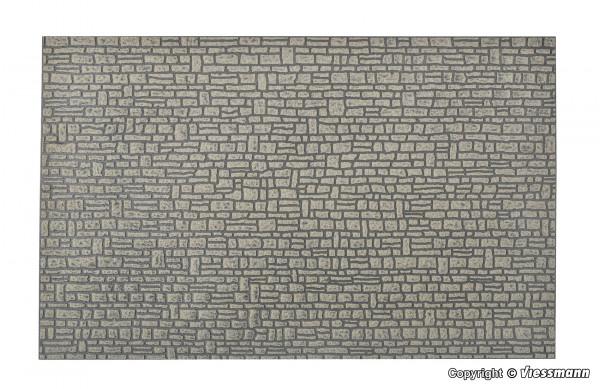 G Mauerplatte Haustein aus Steinkunst,