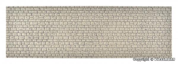 0 Mauerplatte Naturstein aus Steinkunst,