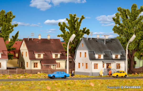 Z Siedlungshaus am Wallfahrtsweg, 2 Stück