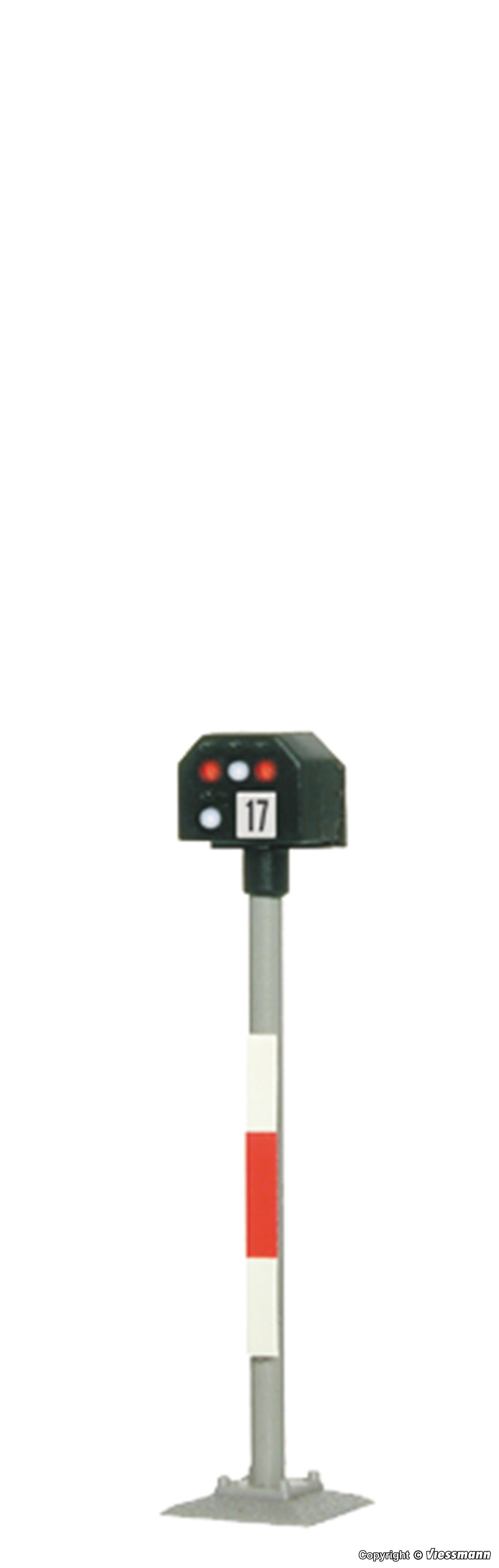 Low Viessmann 4418/ /N Light Blocking Signal