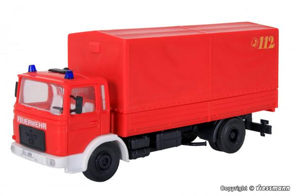 H0 Feuerwehr MAN Transportfahrzeug