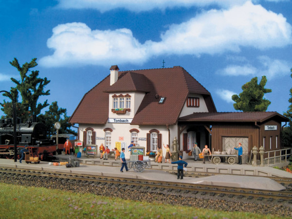 H0 Bahnhof Tonbach